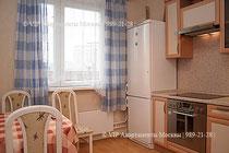 Однокомнатная квартира в аренду - Большая Очаковская 32.