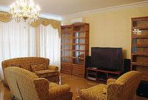 Кривоарбатский 16/22 - 4 х комнатные апартаменты в аренду от VIP Apartments Moscow.