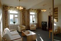 Тверская дом 15, трехкомнатная квартира в аренду на длительный срок от Vip Apartments Moscow