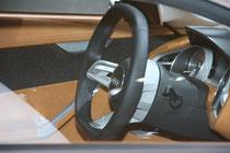 e-tron Cockpit,  Audi Elektrosportwagen
