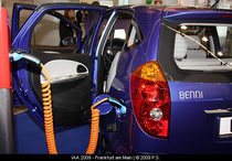 Fräger Elektroauto