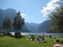 Bsp. Strandbad Hallstätter See
