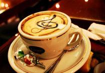 Café et Musique par Rantxo