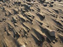 Strukturen im Strand