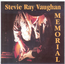 CD Stevie Ray Vaughan Memorial