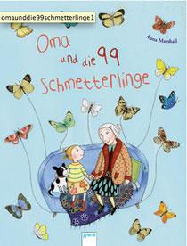Anna Marshall, Oma und die 99 Schmetterlinge