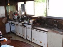 大田市 S様邸 ~キッチン・施工前後~ 水廻り · リフォーム · 平成20年 · キッチン · Before-After