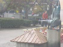 Eseldenkmal  München