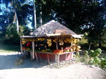 Kubanischer Früchtestand