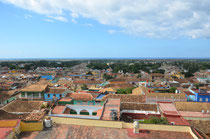 Blick über Trinidad.