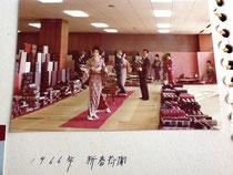 1966年、新春荷開