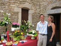 Aurélie et David Dubuet