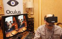 Oculus Rift Réalité Augmentée