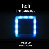 Holî, les origines Meetup IOT Lyon