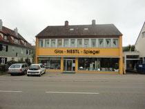 Firmengebäude an der Heilbronner Straße 21 in Schwäbisch Hall