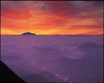 錦山の風景