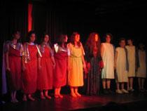 H Θεατρική μας ομάδα Μόναχο 2008