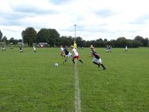 Foto: Petra Bojens * hier Bild vom  Spiel gegen die SG Geest