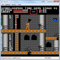 Jnes, emulador NES para Windows