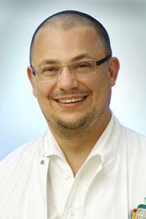 Gerhard Pöppl, Facharzt für Kinderheilkunde und Hygienebeauftragter am Landeskrankenhaus Kirchdorf.