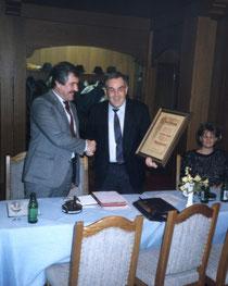 Dietmar Wille und Helmut Kopp