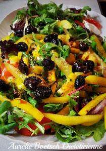 crudités salade de saison