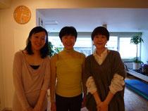静香先生と亜子先生