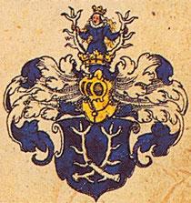 Wappen der Burggrafen von Dohna.