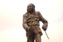 Statua di Dedan Kimathi a Nairobi