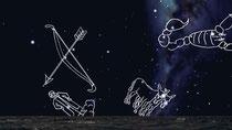Il cielo australe visto a Malindi alla fine della notte del 24 al 25 Aprile 1497.