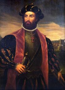 Vasco da Gama.