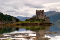 Un château écossais, typique et mystique