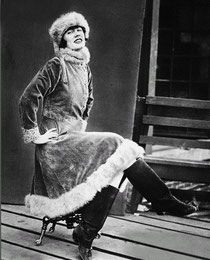 "Irene as Arsena in ""The Gypsy Baron"""
