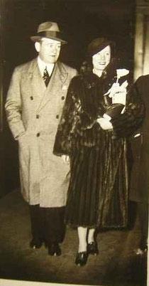 Irene and Frank ca.1936