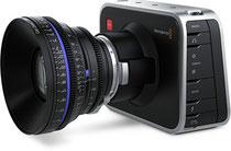 für die Kino Drohne TV-Produktion Kamera in RAW Aufnahme