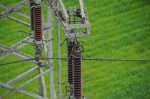 drohne isolator blitzschutz e-power