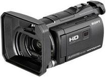 Kamera für die TV-Drohne in Full-HD Sony PJ650