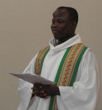 Père Jérémie Bako