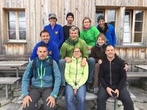 Die 10 Rumpelstilzler Bergziegen