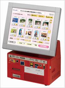 デジタルプリント店頭受付端末DS-T3j