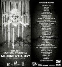Millerntor Gallery 2011