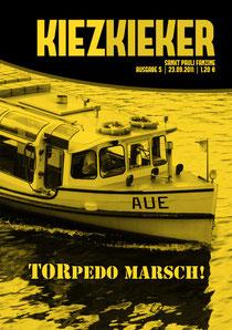 Torpedo Marsch! Kiezkieker Fanzine Ausgabe 5
