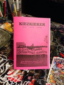 Kiezkieker - St. Pauli Fanzine - Ausgabe 23