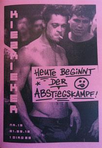 Kiezkieker Fanzine Ausgabe 19
