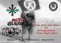 Eskimopunx St. Pauli: Soli – Konzert für Antirepressiva