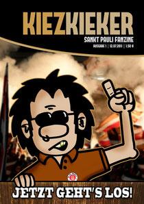Kiezkieker Fanzine Ausgabe 1