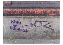 Graffito: King of the World OZ