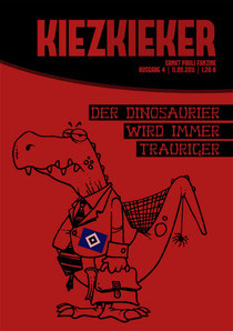 Artensterben! Kiezkieker Fanzine Ausgabe 4