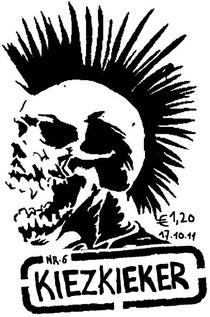 Ultras not dead! Kiezkieker Ausgabe 6
