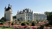 Chenonceaux im September